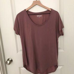 Mudd - Scoop Neck loose T shirt